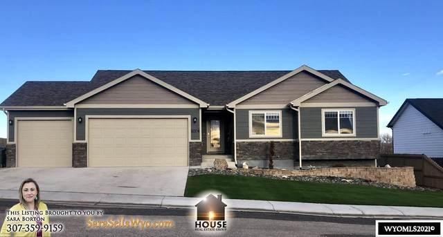 1054 Big Horn Drive, Douglas, WY 82633 (MLS #20210729) :: Lisa Burridge & Associates Real Estate