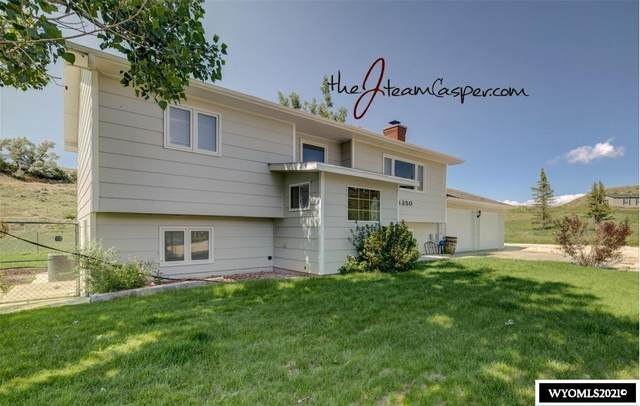 4350 Skyline Road, Casper, WY 82604 (MLS #20213900) :: Broker One Real Estate