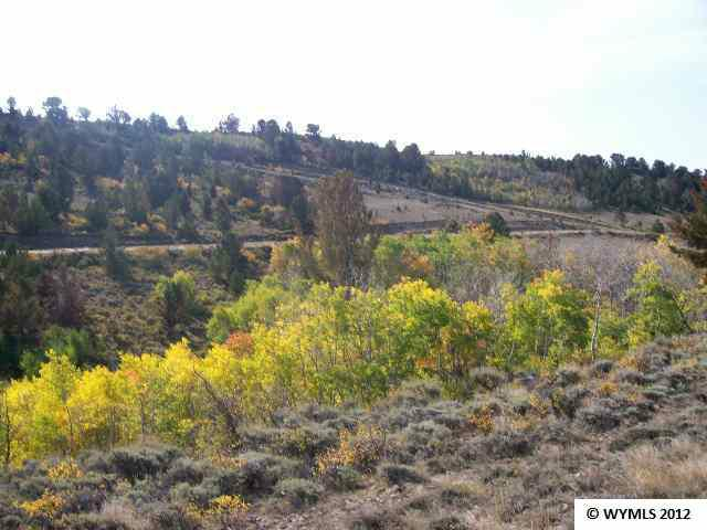 Lot 76 Hidden Valley Estates, Rawlins, WY 82301 (MLS #20123341) :: Lisa Burridge & Associates Real Estate