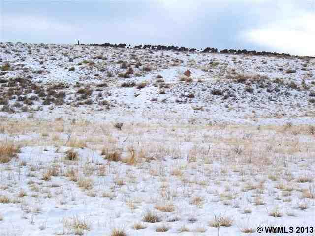 Tract 6 Charmac Subdivision, Thermopolis, WY 82443 (MLS #20130063) :: Real Estate Leaders