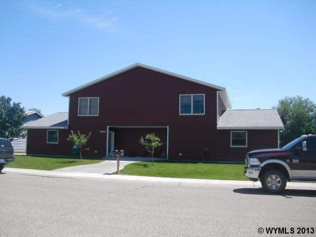 1902 Cloud Peak Drive, Worland, WY 82401 (MLS #20134114) :: Real Estate Leaders