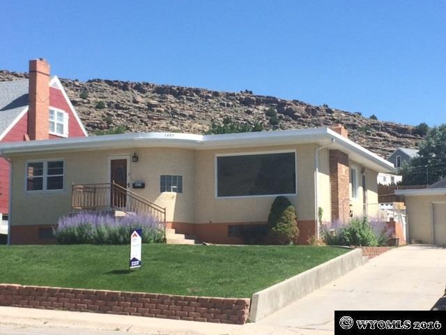 1455 Coulson Parkway, Rawlins, WY 82301 (MLS #20160500) :: Real Estate Leaders