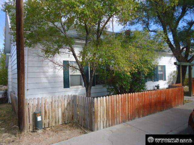 717 O'donnell Street, Rock Springs, WY 82901 (MLS #20166093) :: Real Estate Leaders