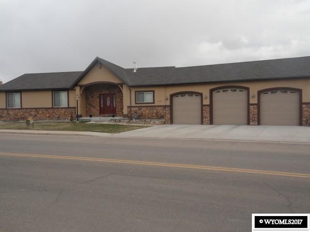 2040 E Teton Boulevard, Green River, WY 82935 (MLS #20171403) :: Lisa Burridge & Associates Real Estate