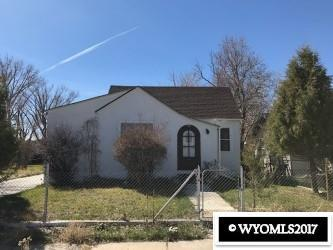 916 8th St., Rawlins, WY 82301 (MLS #20171730) :: Lisa Burridge & Associates Real Estate