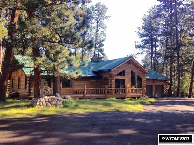 187 Fish Hatchery Rd, Story, WY 82842 (MLS #20171792) :: Real Estate Leaders