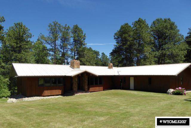 10 Campbell Lane, Story, WY 82842 (MLS #20172352) :: RE/MAX The Group