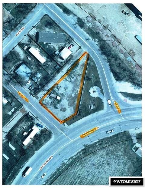 2nd Street and Wyoming Blvd, Mills, WY 82601 (MLS #20173863) :: Lisa Burridge & Associates Real Estate