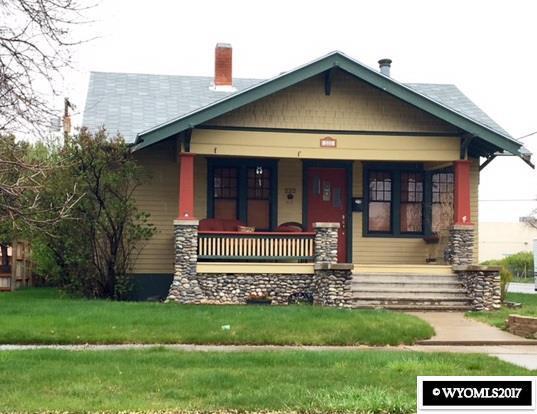 222 E Adams Avenue, Riverton, WY 82501 (MLS #20173944) :: Lisa Burridge & Associates Real Estate