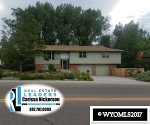1560 Kingsbury Dr, Casper, WY 82609 (MLS #20174633) :: RE/MAX The Group