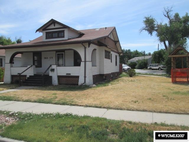 563 Cy Ave, Casper, WY 82601 (MLS #20174639) :: RE/MAX The Group