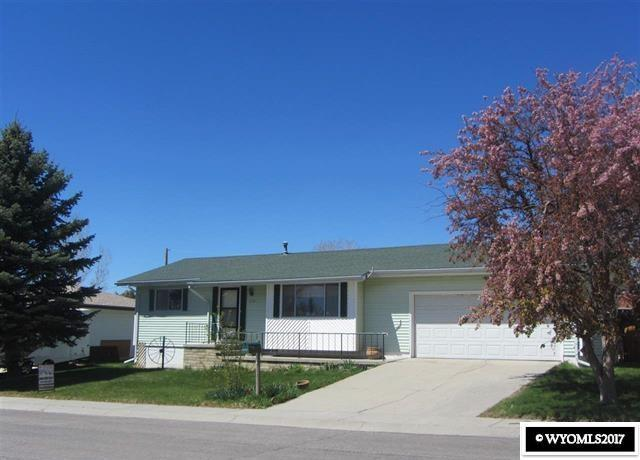 1238 Village Drive, Douglas, WY 82633 (MLS #20174652) :: RE/MAX The Group