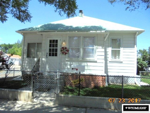 1217 Clark Street, Rock Springs, WY 82901 (MLS #20174706) :: Lisa Burridge & Associates Real Estate