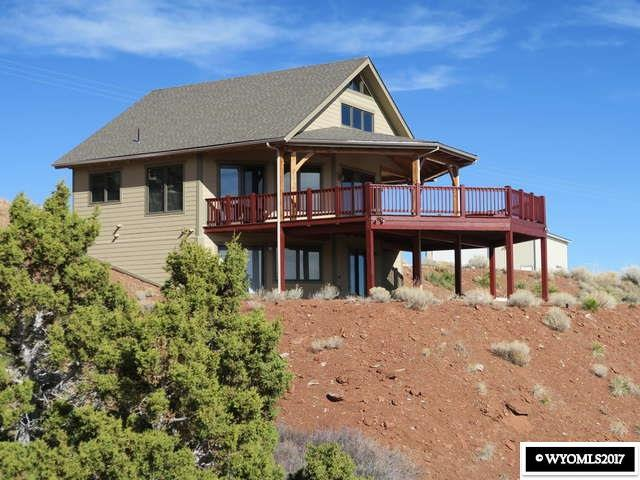 23300 Desert Sage Drive, Alcova, WY 82620 (MLS #20174820) :: RE/MAX The Group