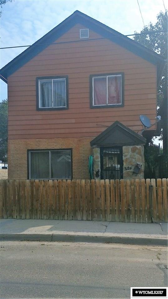 124 L Street, Rock Springs, WY 82901 (MLS #20175043) :: Lisa Burridge & Associates Real Estate