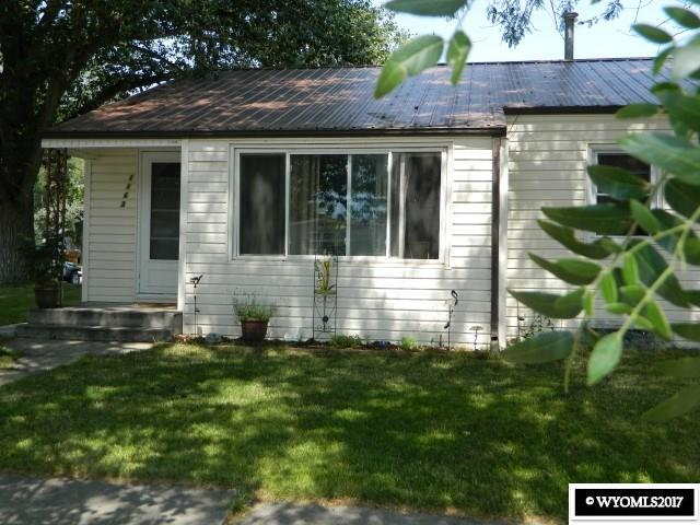 1163 Washington Street, Douglas, WY 82633 (MLS #20175083) :: Lisa Burridge & Associates Real Estate