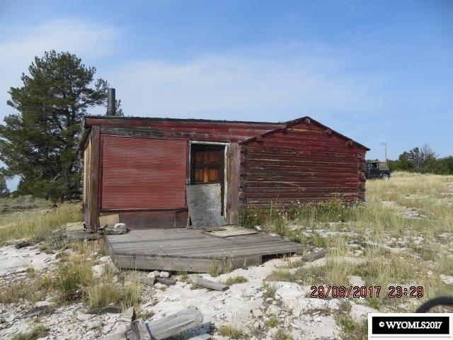 111 Mountain Cabin, Casper, WY 82601 (MLS #20175504) :: RE/MAX The Group