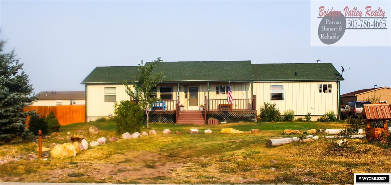 121 Lariat Drive, UINTA COUNTY