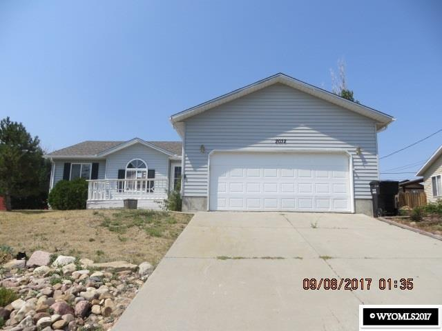 2032 S Melrose, Casper, WY 82601 (MLS #20175628) :: RE/MAX The Group