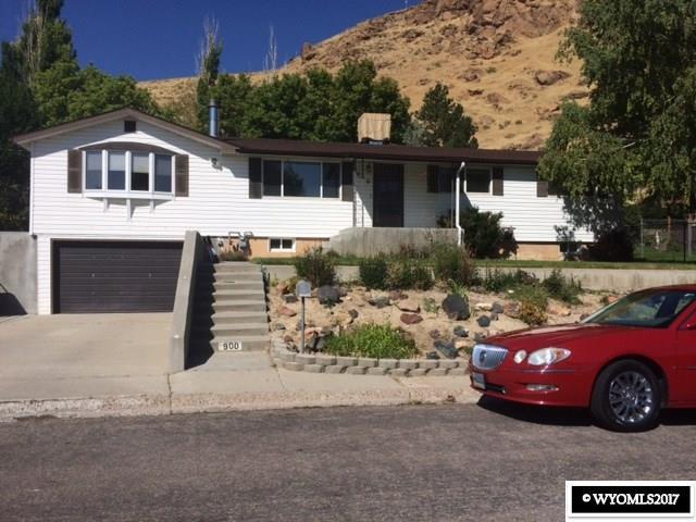 900 Hillside Drive, Green River, WY 82935 (MLS #20175907) :: Lisa Burridge & Associates Real Estate