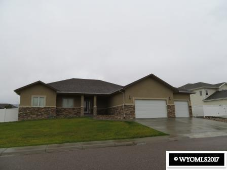 4435 E 22nd Street, Casper, WY 82609 (MLS #20175999) :: Lisa Burridge & Associates Real Estate