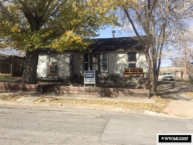 315 E Buffalo, Rawlins, WY 82301 (MLS #20176524) :: RE/MAX The Group