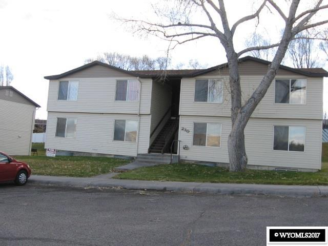 230,240,250 Shoshone Avenue, Green River, WY 82935 (MLS #20176686) :: RE/MAX The Group