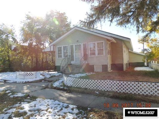 352 N Jackson Street, Casper, WY 82601 (MLS #20176738) :: RE/MAX The Group