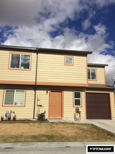 700 Shoshone # 57, Green River, WY 82935 (MLS #20176830) :: Real Estate Leaders