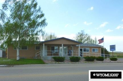 1203 16th Street, Wheatland, WY 82201 (MLS #20176932) :: Lisa Burridge & Associates Real Estate