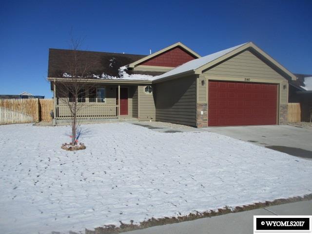 2140 Lakota Trail, Bar Nunn, WY 82601 (MLS #20176992) :: Lisa Burridge & Associates Real Estate