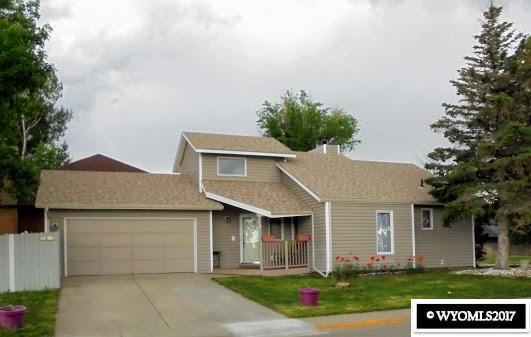 3311 Stagecoach, Casper, WY 82604 (MLS #20177124) :: RE/MAX The Group