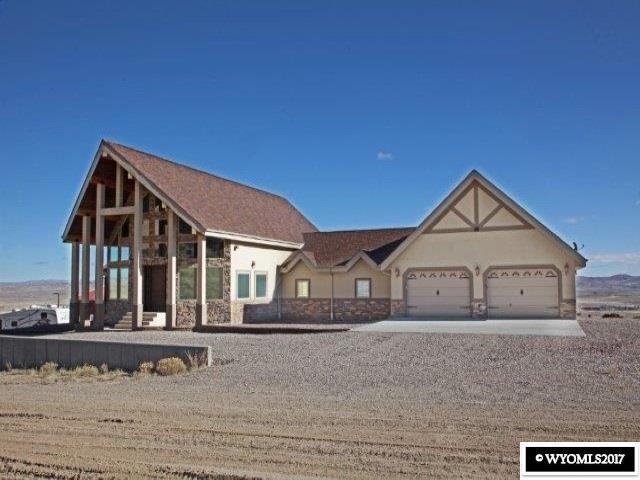 24 Cattle Drive, Rock Springs, WY 82901 (MLS #20177182) :: Lisa Burridge & Associates Real Estate