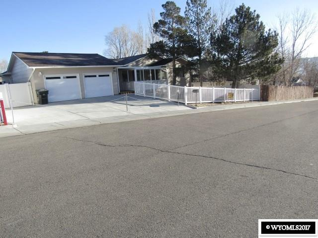 735 Brandner Circle, Green River, WY 82935 (MLS #20177208) :: Lisa Burridge & Associates Real Estate