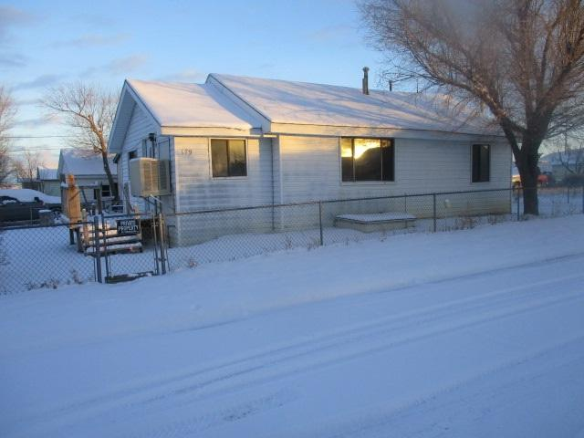 179 1st St., Evansville, WY 82636 (MLS #20180003) :: RE/MAX The Group