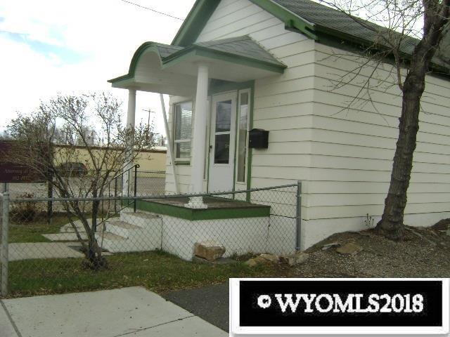 305 M St, Rock Springs, WY 82901 (MLS #20180307) :: Lisa Burridge & Associates Real Estate