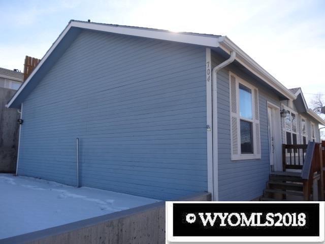 704 3rd Ave W, Rock Springs, WY 82901 (MLS #20180350) :: Lisa Burridge & Associates Real Estate