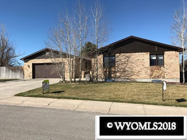 912 Stafford, Casper, WY 82609 (MLS #20180590) :: Lisa Burridge & Associates Real Estate