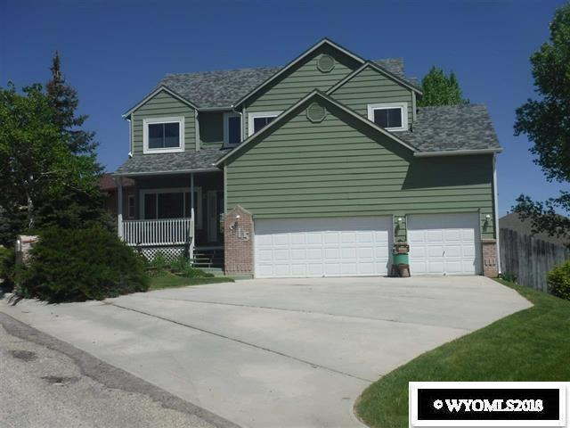 915 Delaware Drive, Buffalo, WY 82834 (MLS #20180815) :: RE/MAX The Group