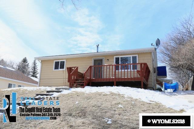 629 S 5th, Glenrock, WY 82637 (MLS #20181083) :: Lisa Burridge & Associates Real Estate