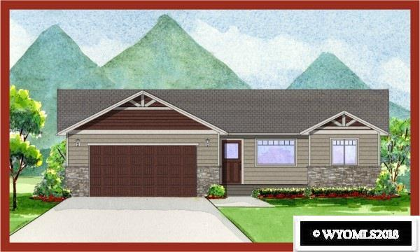 6065 Thunder Valley, Mills, WY 82604 (MLS #20181133) :: Lisa Burridge & Associates Real Estate