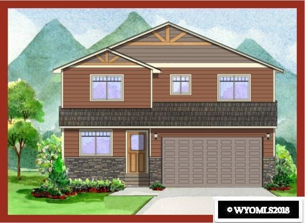 1040 Prairie River Drive, Mills, WY 82604 (MLS #20181184) :: Real Estate Leaders
