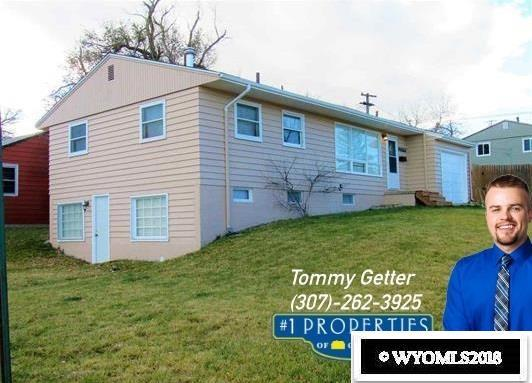 745 E 22nd Street, Casper, WY 82601 (MLS #20181266) :: RE/MAX The Group