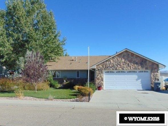 209 Bluebonnet Circle, Rock Springs, WY 82901 (MLS #20181305) :: Lisa Burridge & Associates Real Estate