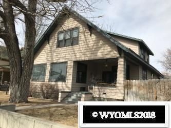 215 W Spruce St., Rawlins, WY 82301 (MLS #20181392) :: Lisa Burridge & Associates Real Estate