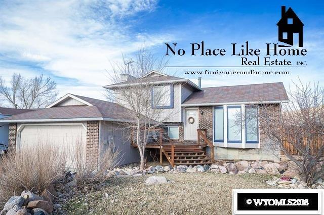 1871 Begonia, Casper, WY 82604 (MLS #20181421) :: RE/MAX The Group