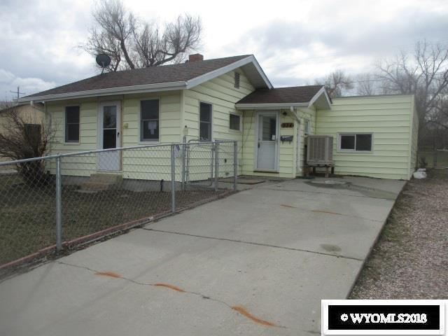 934 S Conwell, Casper, WY 82601 (MLS #20181427) :: RE/MAX The Group