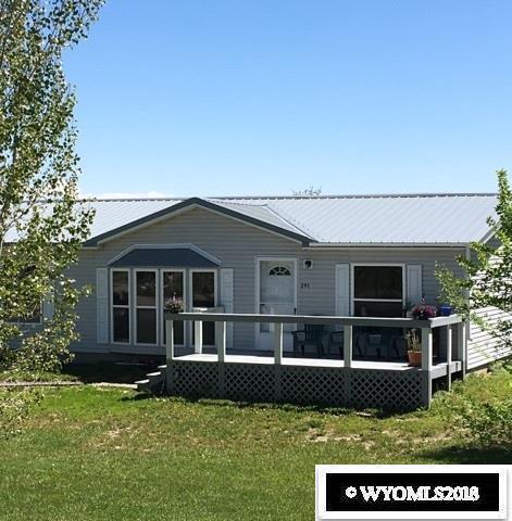 265 N Ohio, Hudson, WY 82515 (MLS #20181460) :: Lisa Burridge & Associates Real Estate