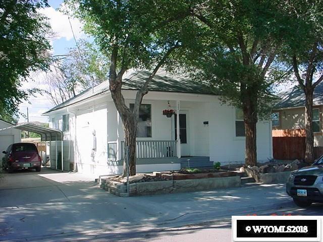 1023 8TH Street, Rock Springs, WY 82901 (MLS #20181592) :: Real Estate Leaders