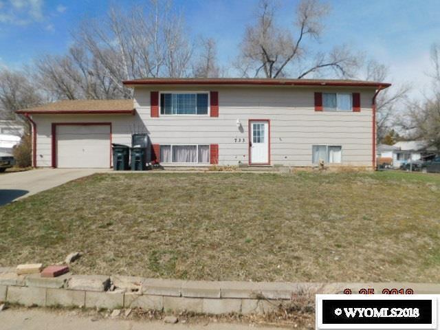 733 S 4th, Glenrock, WY 82637 (MLS #20181734) :: Lisa Burridge & Associates Real Estate